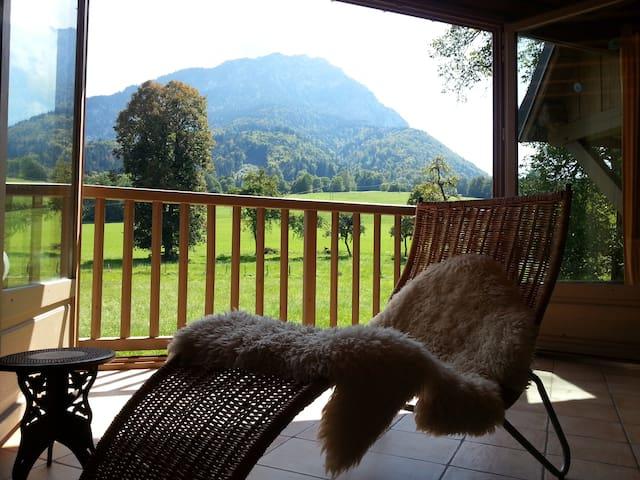 French Alps Hideaway, Savoie. - Le Châtelard