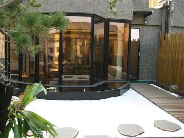 綠舍法國 3F衛浴泡澡設備