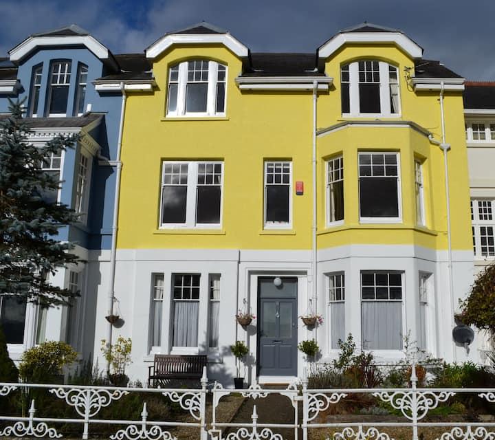 Elegant Town House in Carmarthen