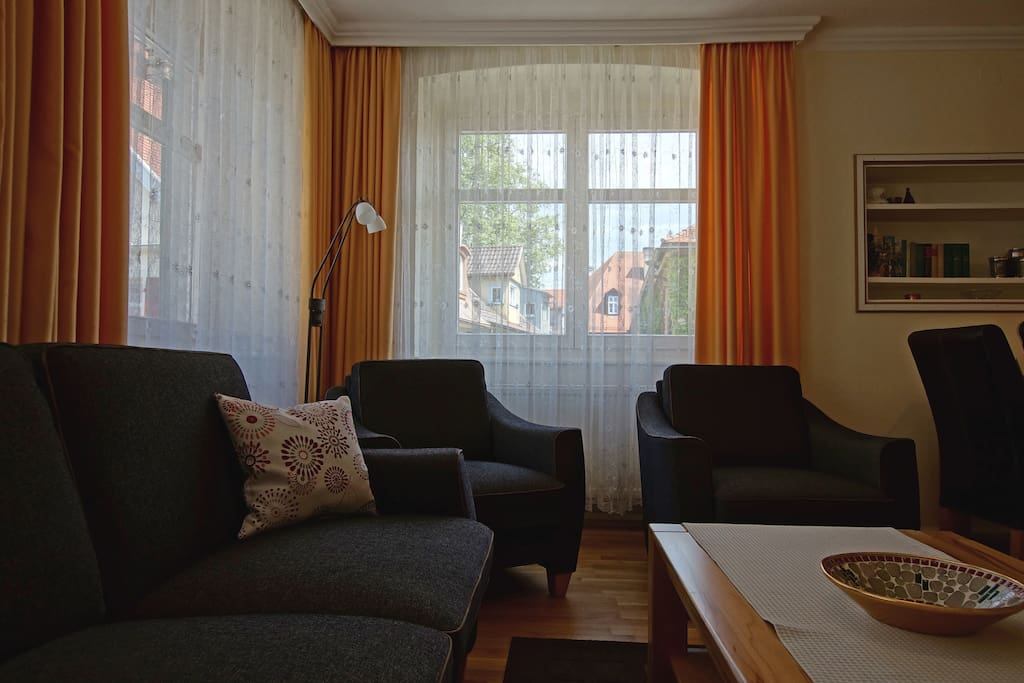 Adoris ferienwohnung insel lindau serviced apartments for Bodensee apartment