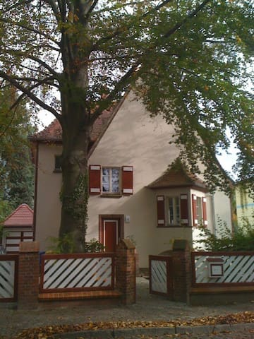 Villa Copperbeach, bright and spacious souterrain - Potsdam - Departamento