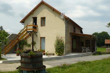 Gite Phoenix 2 à 10 personnes Béarn - Lespielle - Dům