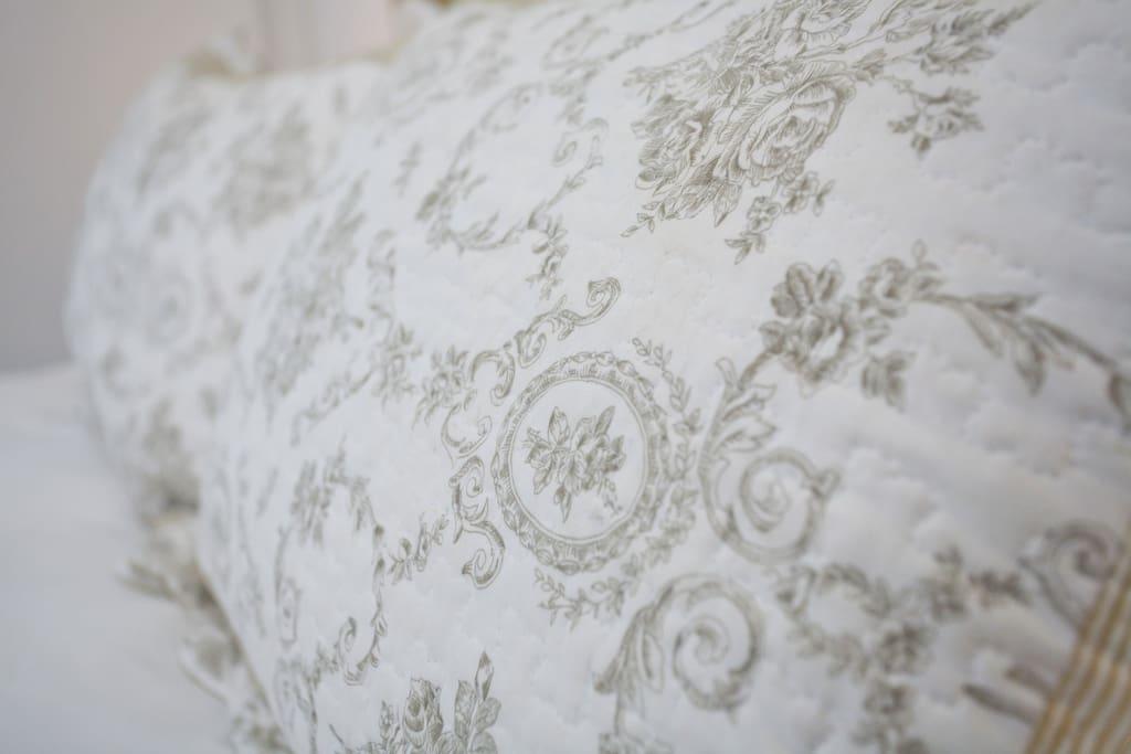 good quality white linnen