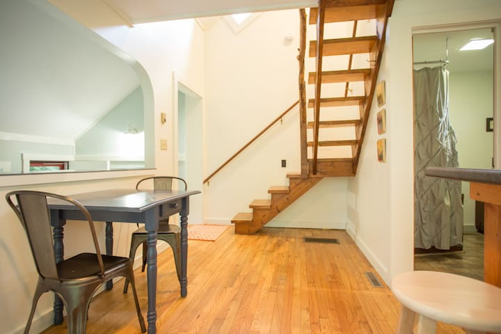 Cozy cottage loft - Putney - Apartment