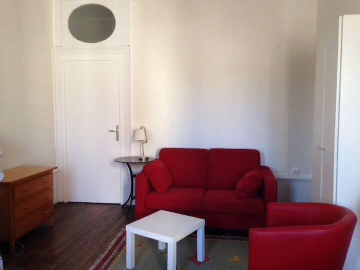 Studio centre de Voiteur