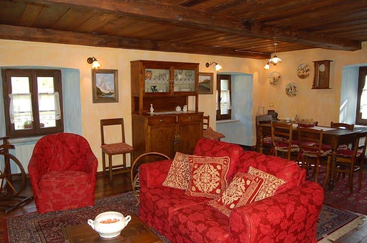 La Genziana - Piedilago - Wohnung