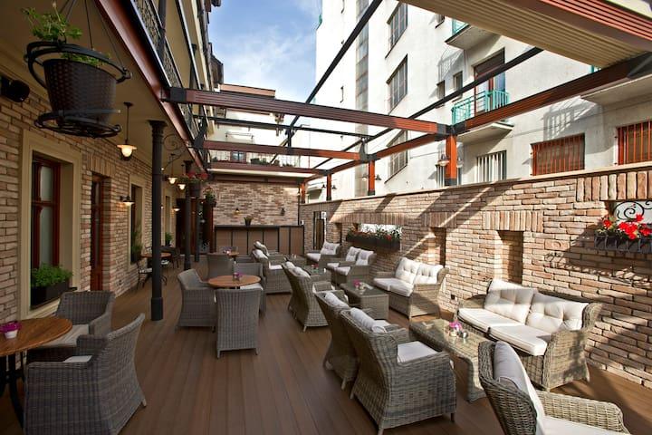 ZUCKMANN VILLA - Piešťany - Appartement