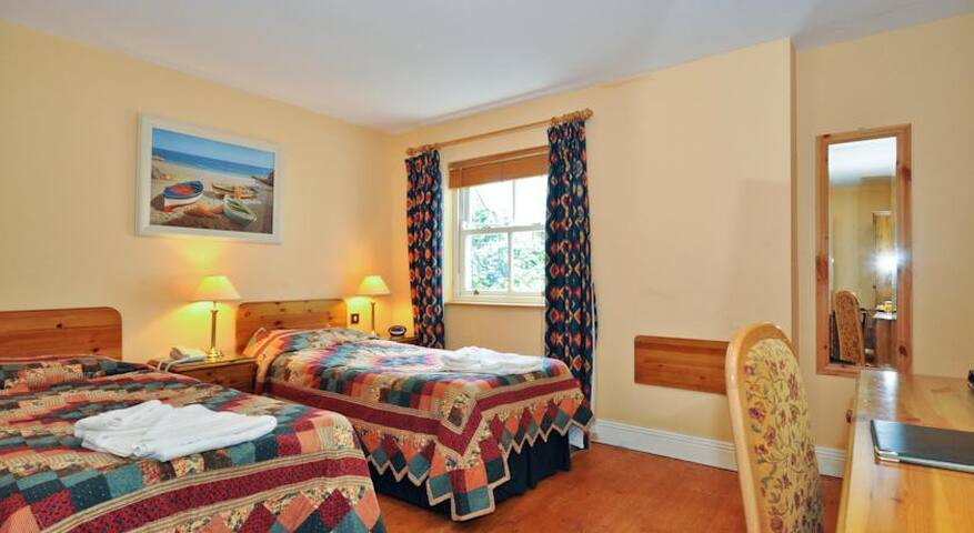 Pet friendly Double/Twin Room - Westport Quay - Bed & Breakfast