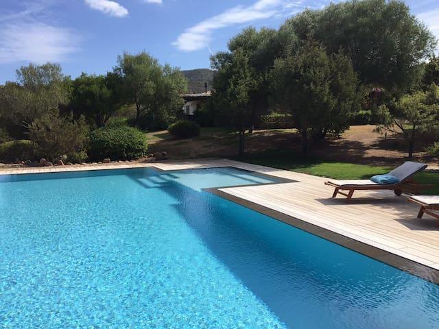 """""""La Casetta"""", casa con piscina"""