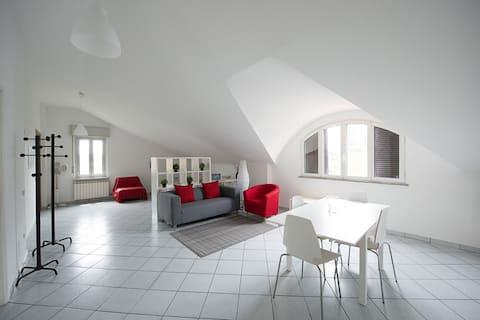 twój loft w pobliżu targów w Mediolanie