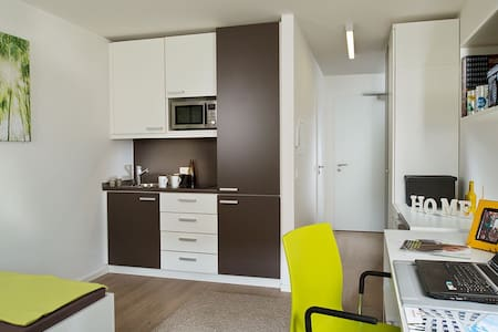 Nice Studio -Ten Min To City Centre - Wohnung