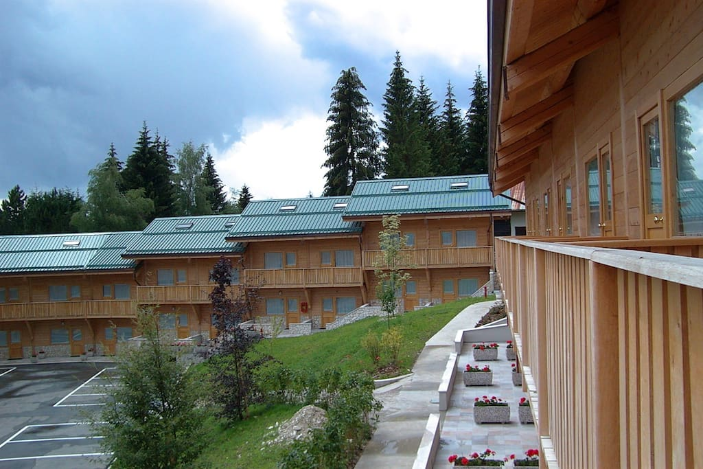 Vacanze ad asiago appartementen te huur in asiago for Appartamenti altopiano di asiago capodanno
