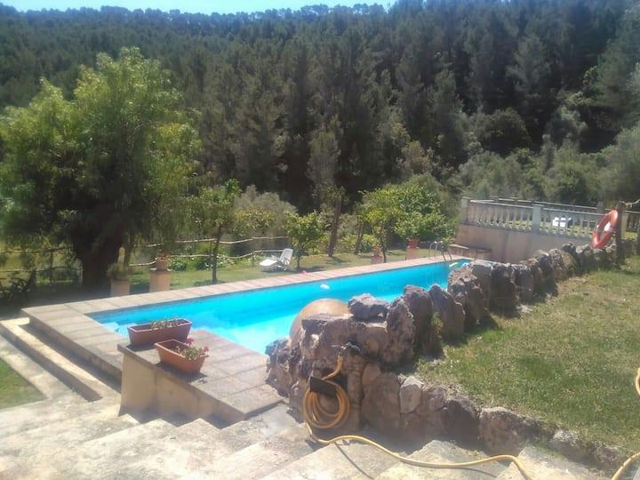 Villa Son Burguet.