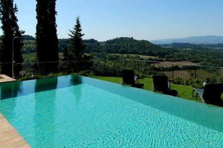Villa nel Chianti - Barberino Val D'elsa