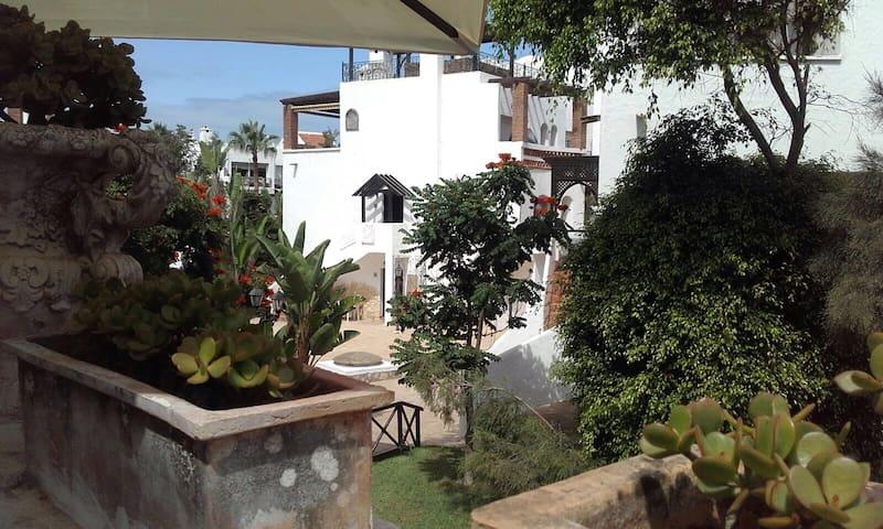 Petite maison en bord de mer - Tamariss - Talo