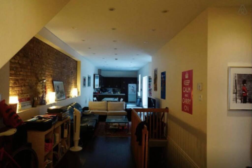 Grand Loft Plateau Parc Lafontaine Apartments For Rent