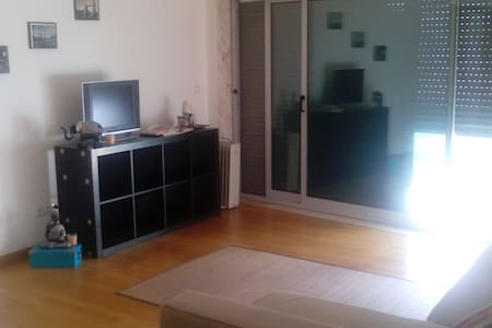 Big Bedroom inNew Apartment -Oeiras - Barcarena - Apartament
