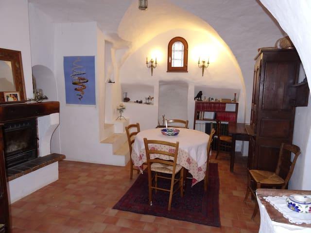 Maison en Provence (Luberon) 6/8 p. - Cabrières-d'Aigues - House