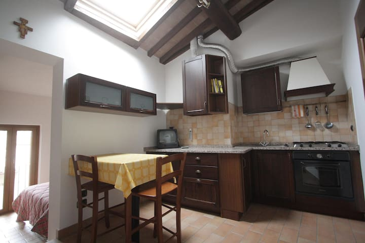Appartamenti vacanza San Gregorio 1