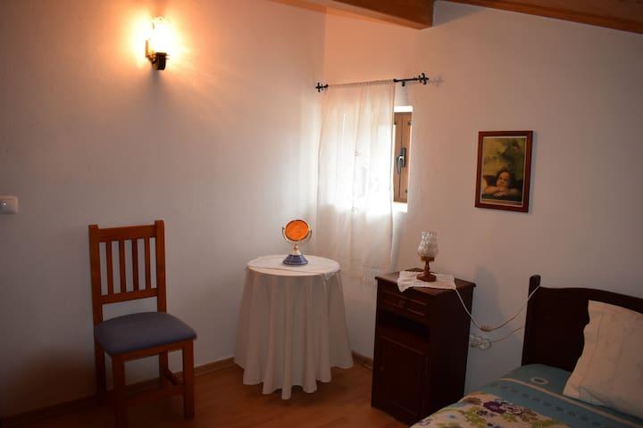 Quarto do 1ºandar/1st floor bedroom