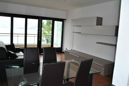 LAKE HOUSE IN CAPOLAGO (cond. prati di capolago) - Apartment