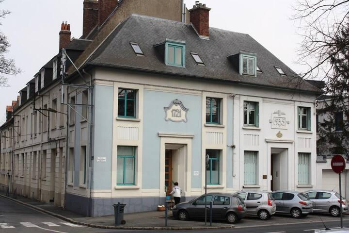 Gîte d'Arras Grand'Place