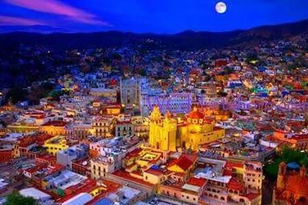Acogedor lugar ¡a 5 min del centro! - Guanajuato