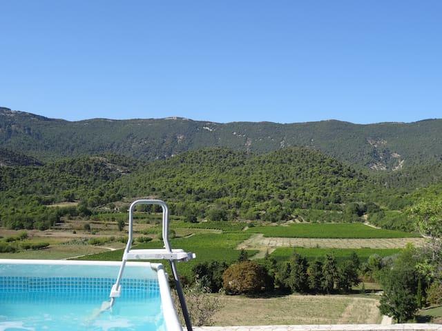 Maison en Provence (Luberon) 6/8 p. - Cabrières-d'Aigues - Ev