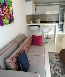 New apartment on Cleopatra beach - Alanya - Apartamento