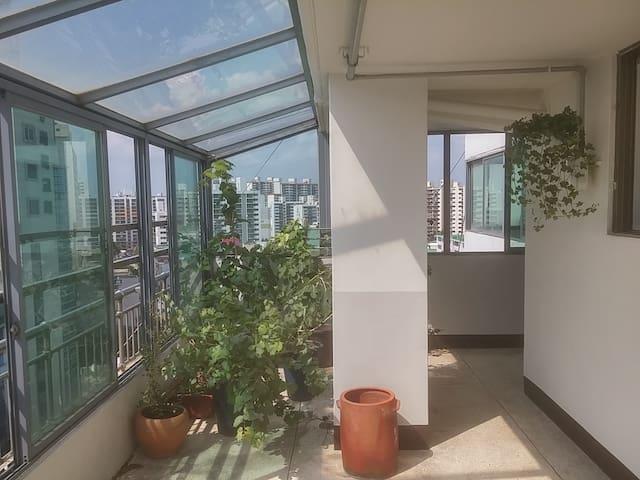 Sunny house - Jeonju-si - Daire