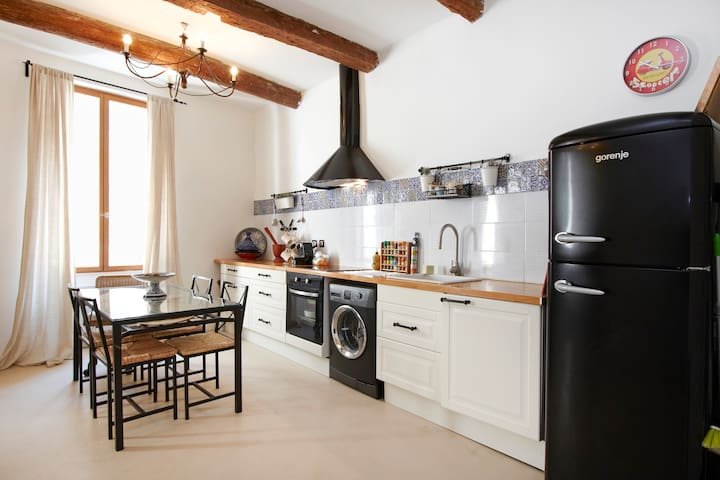 Un loft ! Quality Comfort Chiudi - Marsiglia - Loft