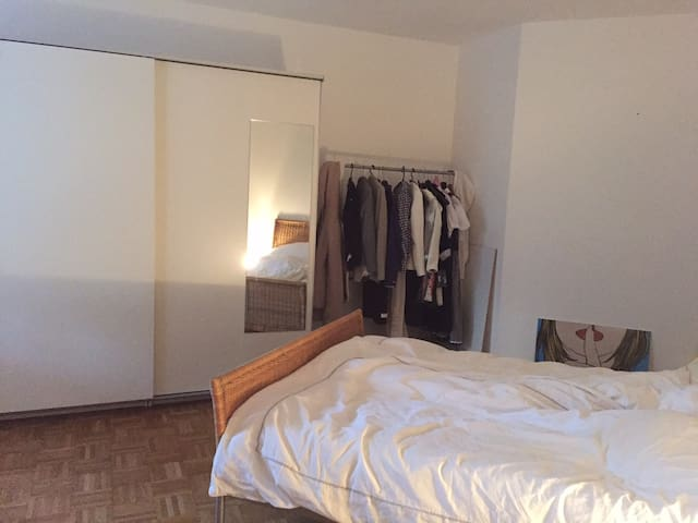 Cozy flat close to public transport - Monachium - Apartament