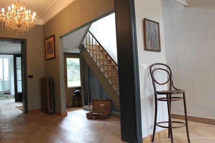 Maison de charme Brussels - Beersel - Casa