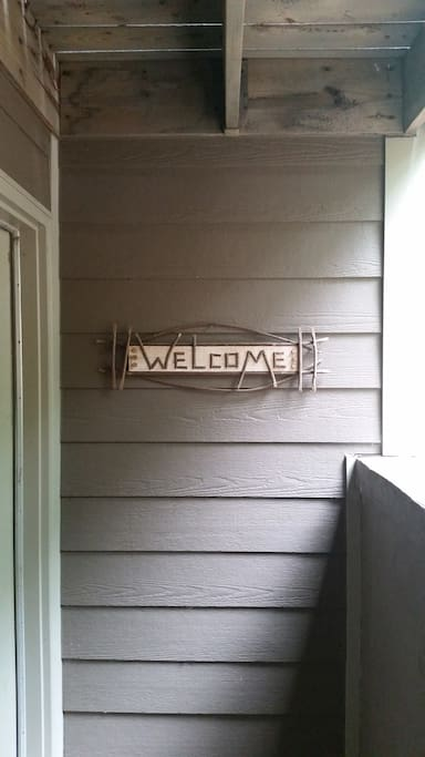 Welcome to our condo!  Fun and relaxation await!