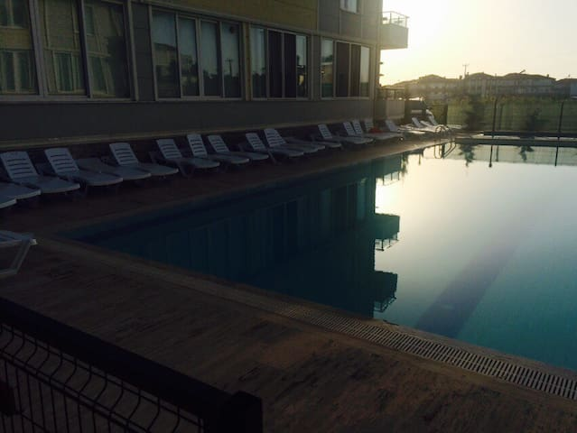 Sakarya Karasu'da havuzlu sitede - Karasu - Apartment