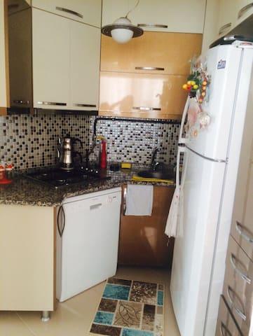Sakarya Karasu'da havuzlu sitede - Karasu - Apartamento