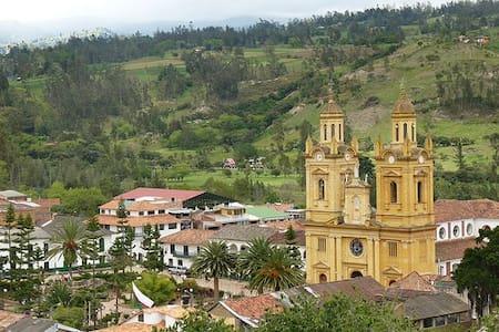 Discover Colombia's Countryside - Jenesano, Boyaca