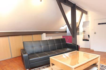 Appartement privé à 10 min de Paris - Dům