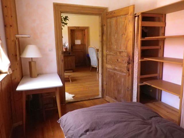 La Luciole - Soultzbach-les-Bains - Apartament