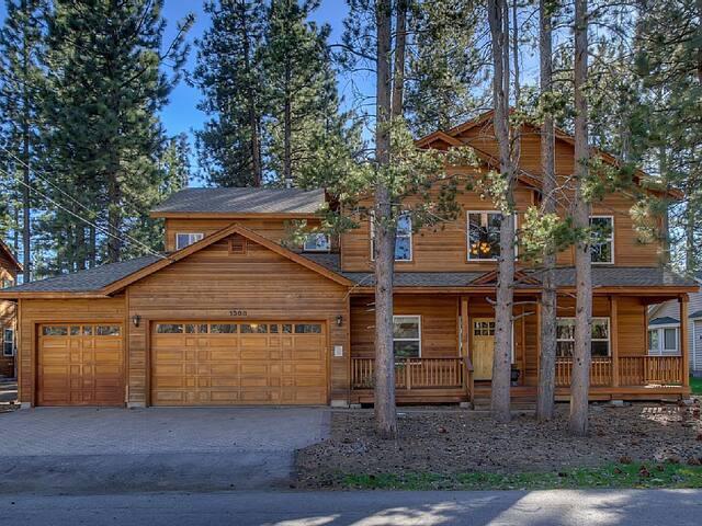 Heavenly Home 5 Br/4 Ba, Tesla Chgr - South Lake Tahoe - House