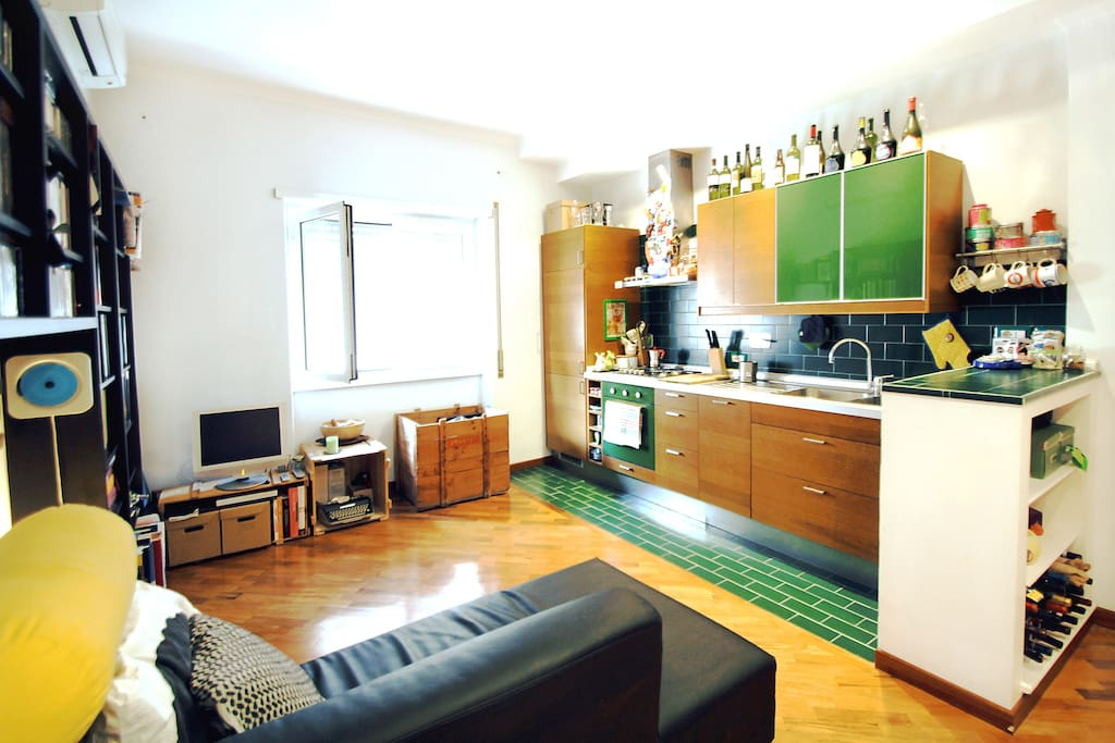 Cozy apartment close to Rome center