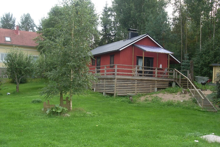 Cosy house at Teijo