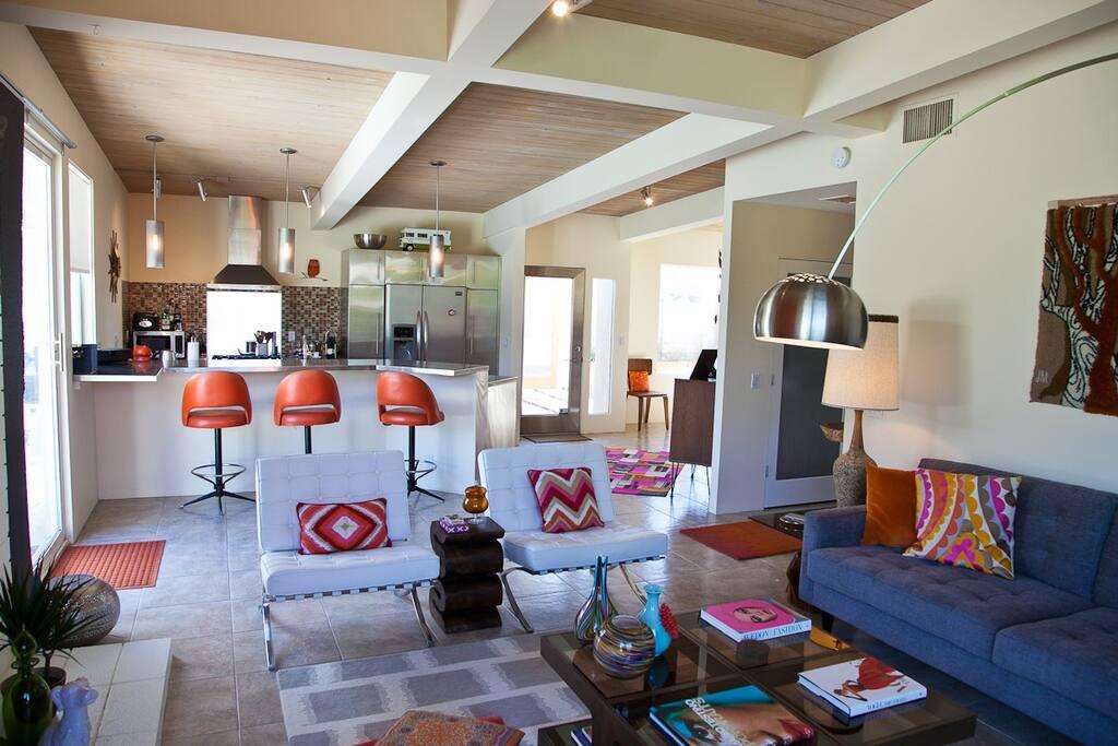 Stunning Mid Century Modern Home