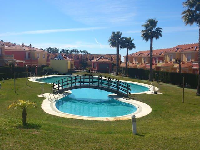 Alquiler apartamento Campo Golf, - Islantilla - Apartamento