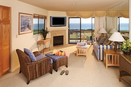 Seascape Resort beach getaway - Aptos