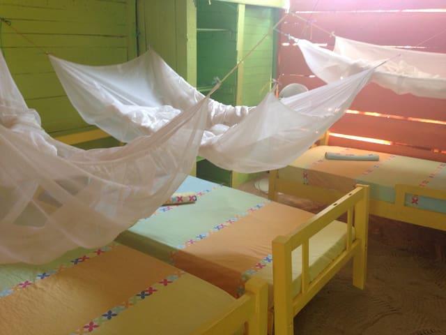 Room playa Blanca . Paradise relax. - Barú - House