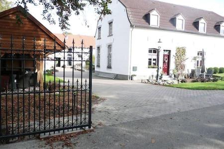 Rust, ruimte, luxe app th Limburg - Gulpen