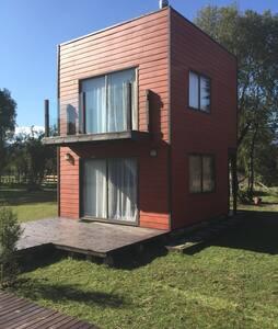 Cabaña Venecia  (1-4 pers) - Pucon  - 小木屋