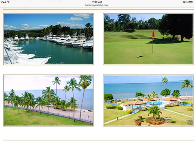 Hacienda Golf y Playa