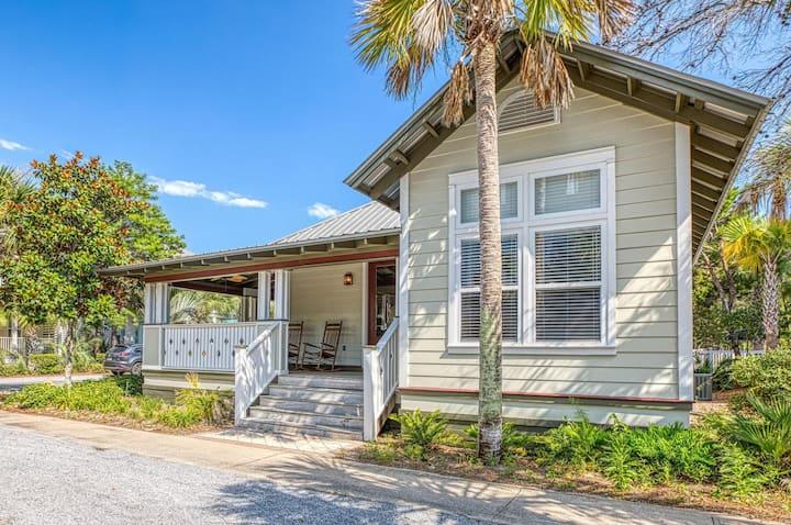 Spacious 3-bedroom Home in Seacrest Beach